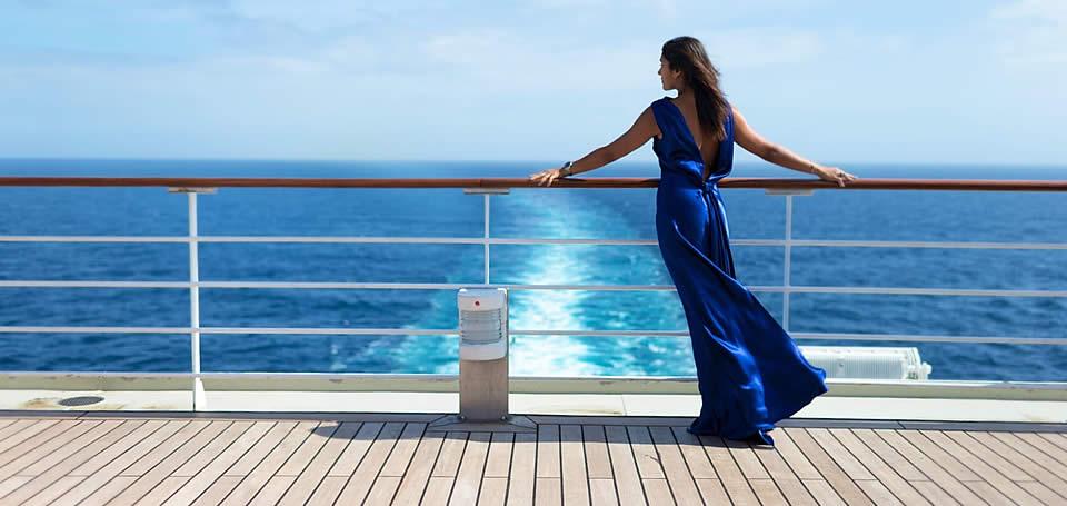Royal Caribbean Fashion and Lifestyle Photo