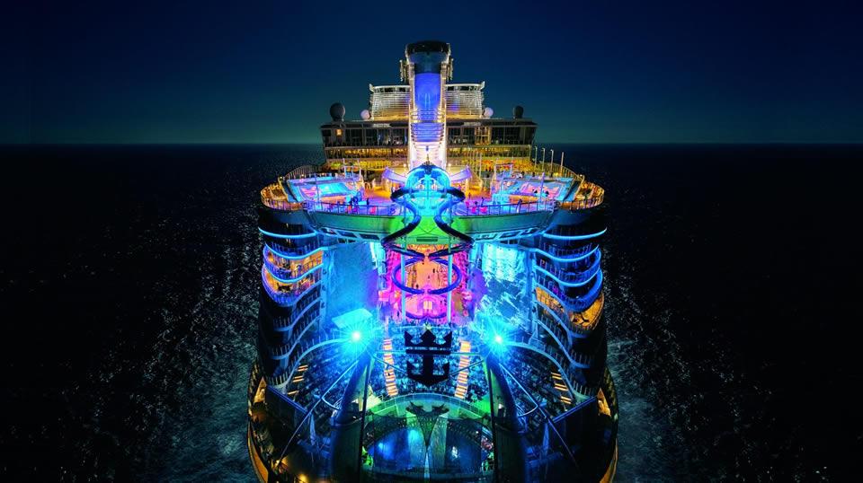 Symphony of the Seas -Royal Caribbean