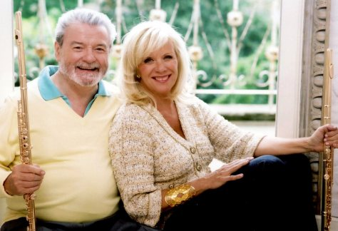 Sir James and Lady Jeanne Galway – James Galway's 80th Birthday Celebration Tour