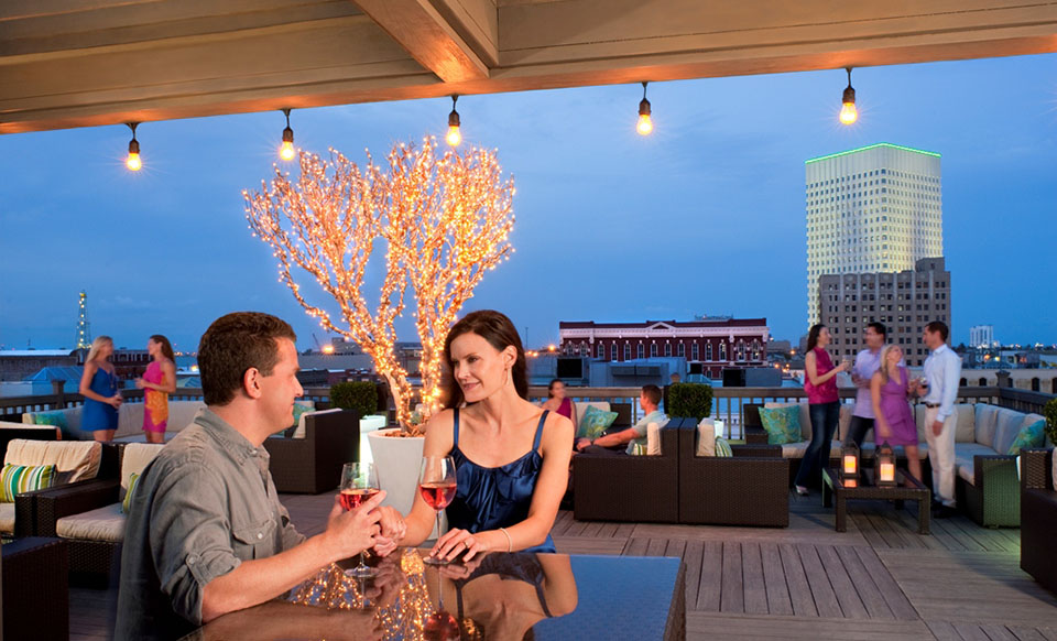 Tremont House Hotel Rooftop Bar