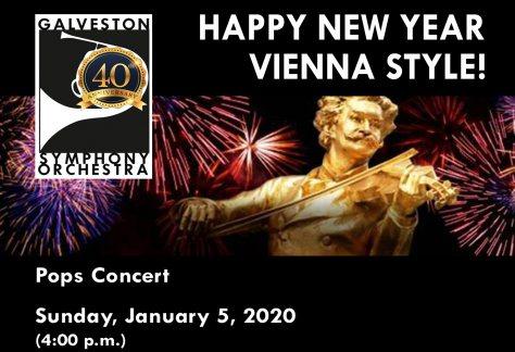 Vienna Style New Year & Grand Logo