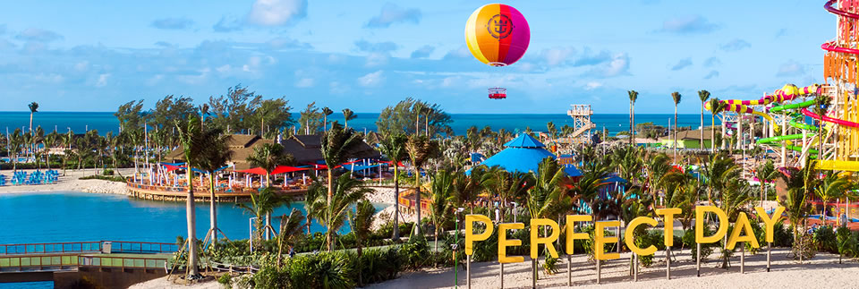 Royal Caribbean Coco Cay, Bahamas