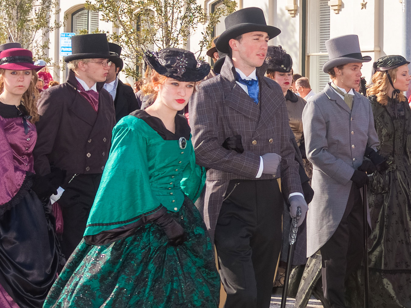 Dickens on The Strand