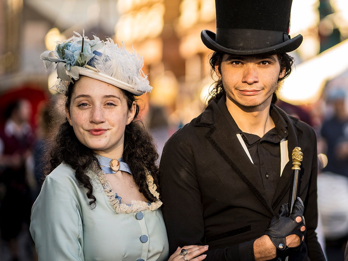 Dickens on The Squares