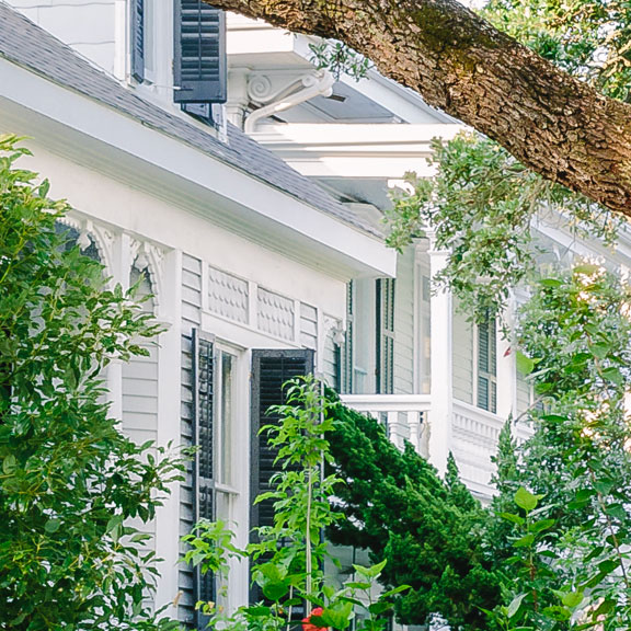 East End Historic Homes on Galveston Island, Galveston, TX