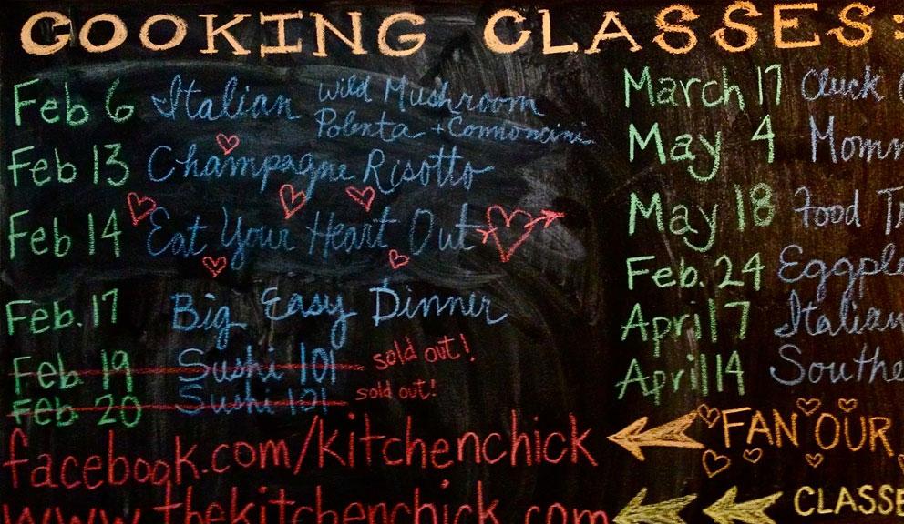 Kitchen Chick, Galveston TX