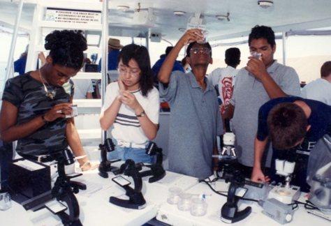Marine Biology Tour at Texas Seaport Museum