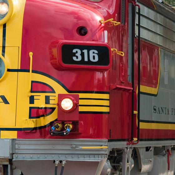 Polar Express™ Train Ride