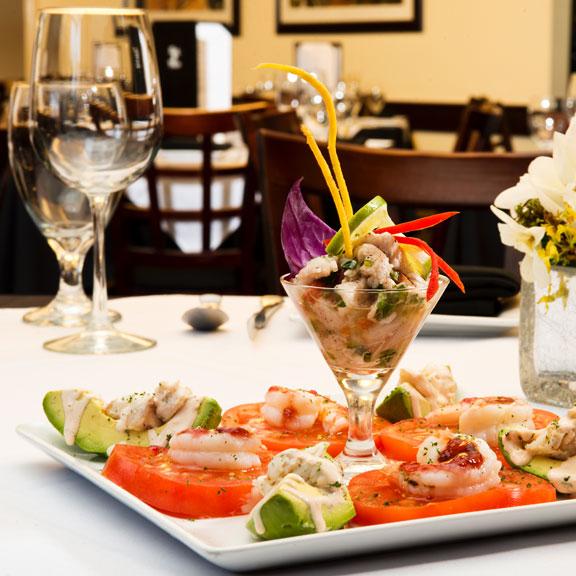 Where to Dine on Galveston Island