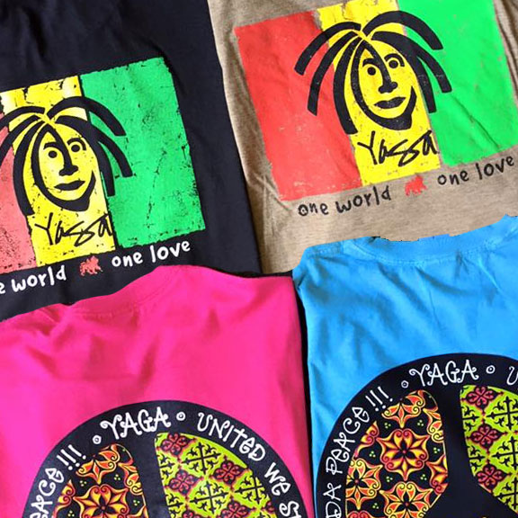 Yaga Clothing Store, Galveston TX