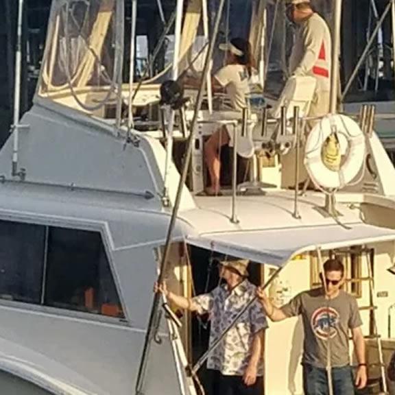Angler Charters, Galveston TX