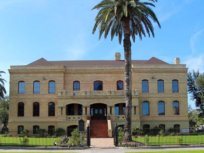 Exterior of the Bryan Museum