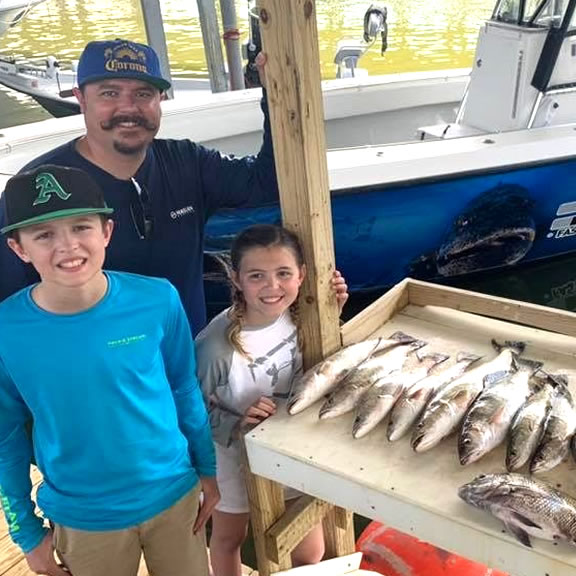 Circle H Outfitters and Charters, Galveston TX