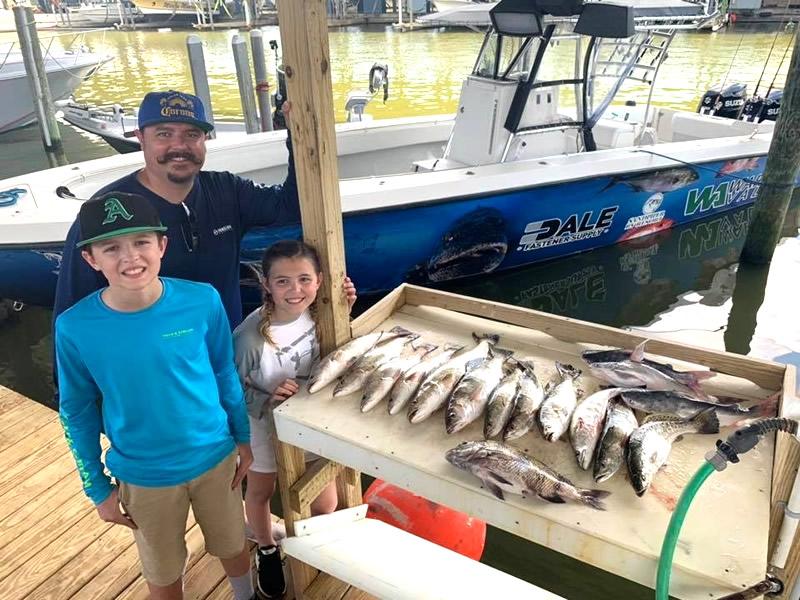 Circle H Family Fishing