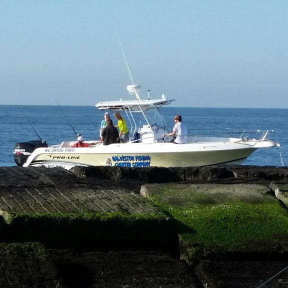 Galveston Fishing Charter Company, Galveston Tx