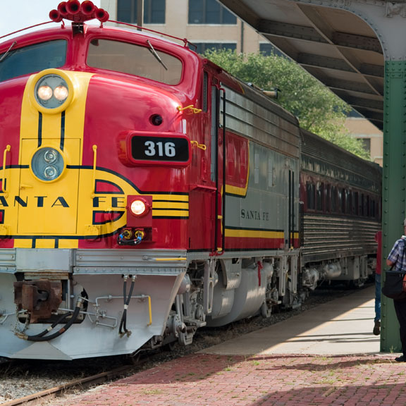 Galveston Railroad Museum, Galveston TX