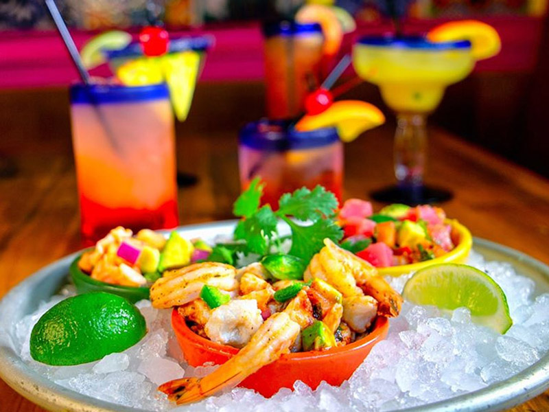 Taquilos food and drinks