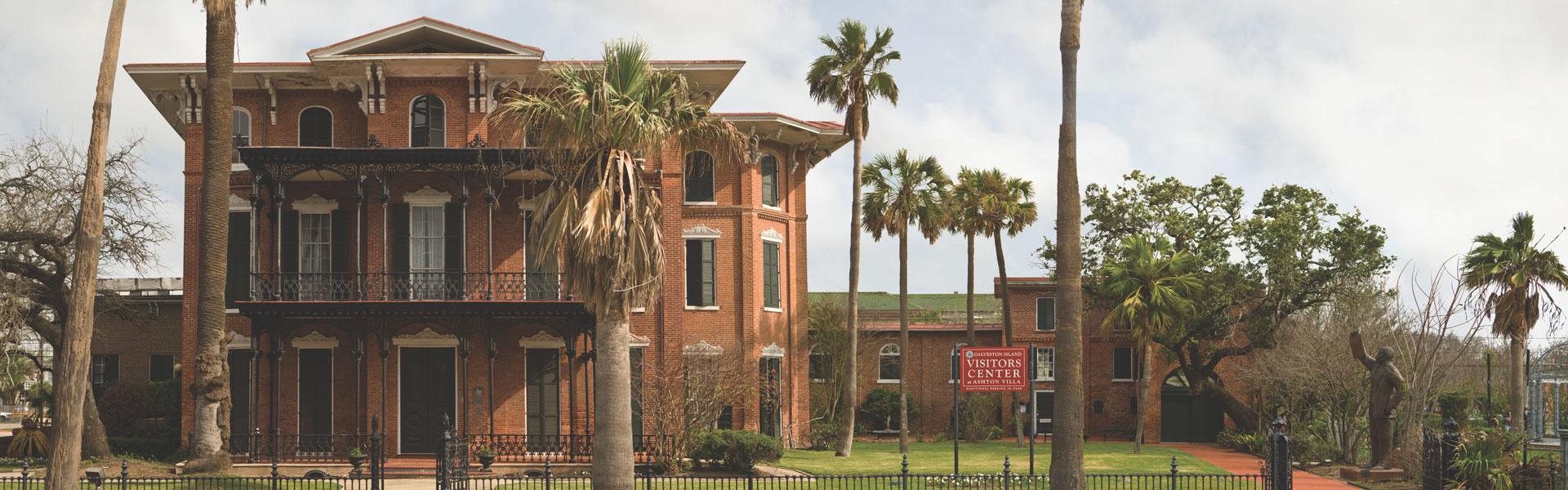 1859 Ashton Villa, Galveston, TX