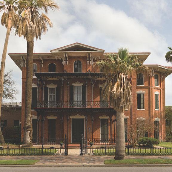 1859 Ashton Villa, Galveston TX