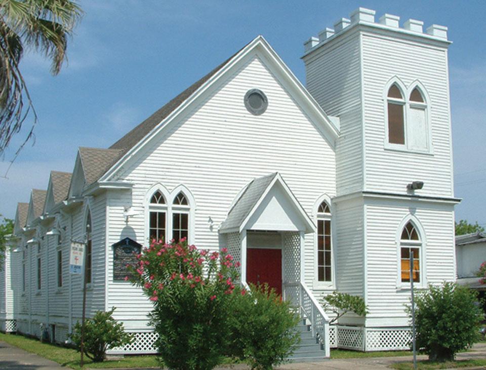 Saint Augustine Episcopal Church, Galveston, TX