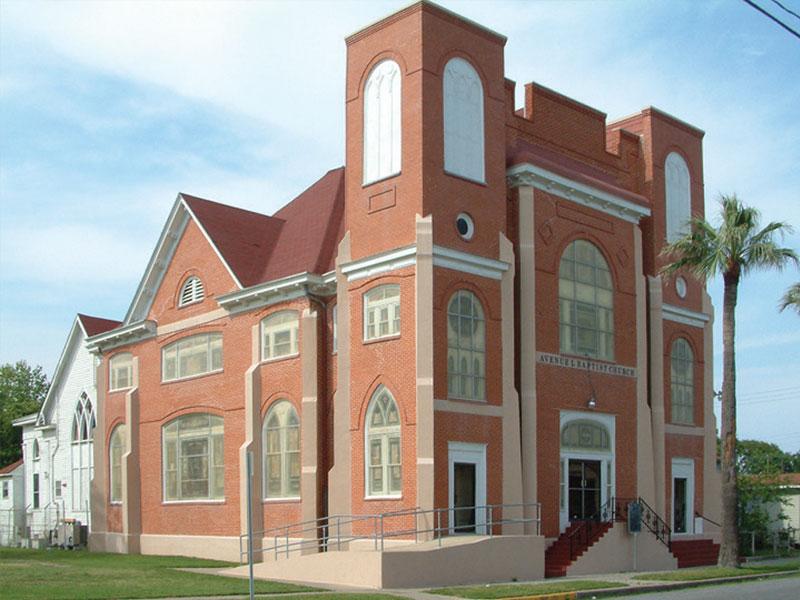 Avenue L Missionary Baptist Church