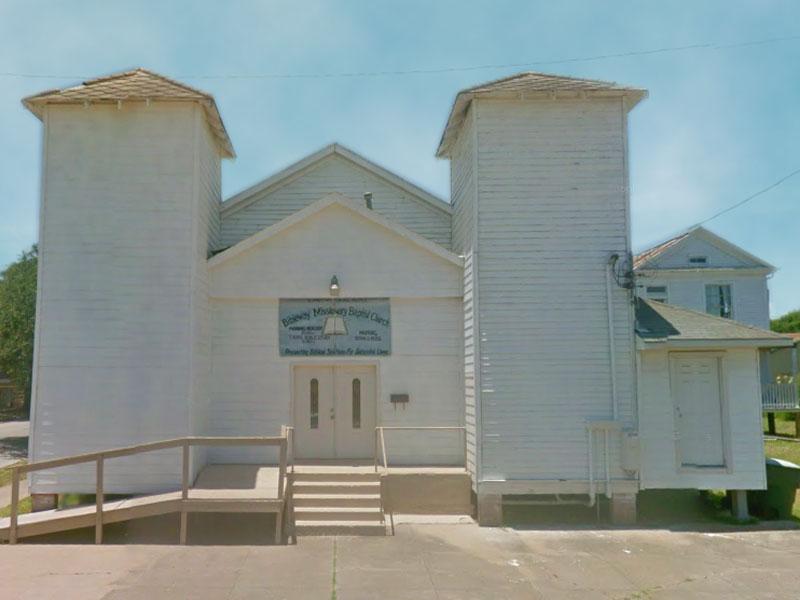 rinity Missionary Baptist Church