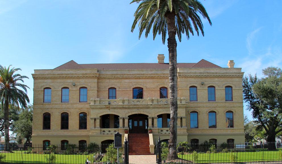 Bryan Museum Museum Exterior