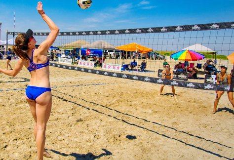 East Beach Volleyball