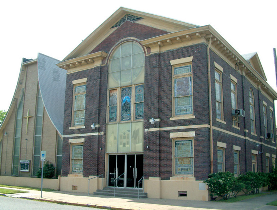 Mount Olive Missionary Baptist Church, Galveston, TX