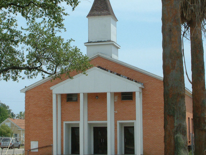 Mount Pilgrim Missionary Baptist Church