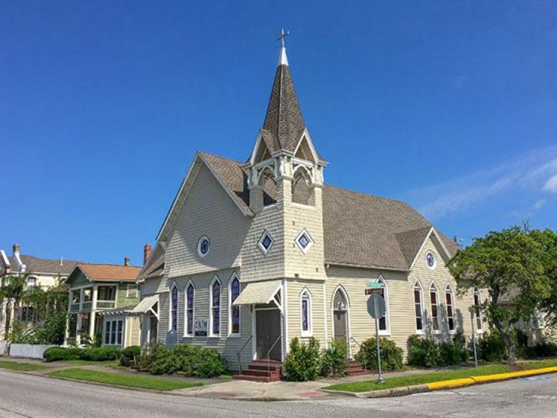 Saint Paul United Methodist Church Historical Marker