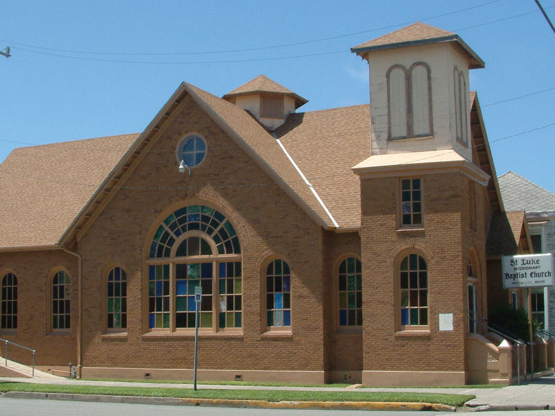 Saint Luke Missionary Baptist Church