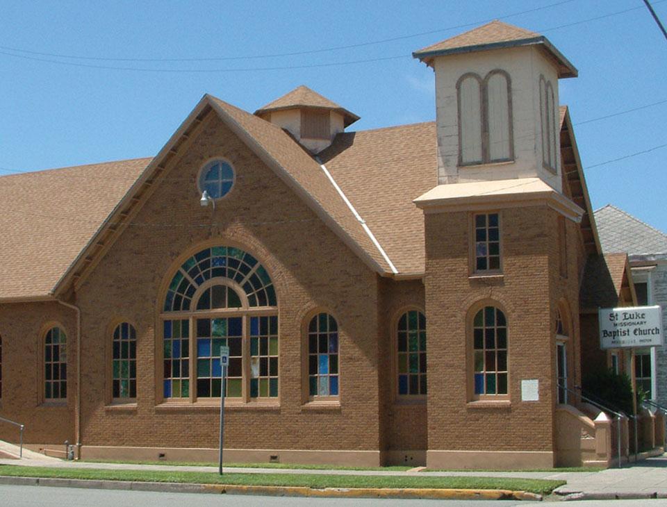 Saint Luke Missionary Baptist Church, Galveston, TX