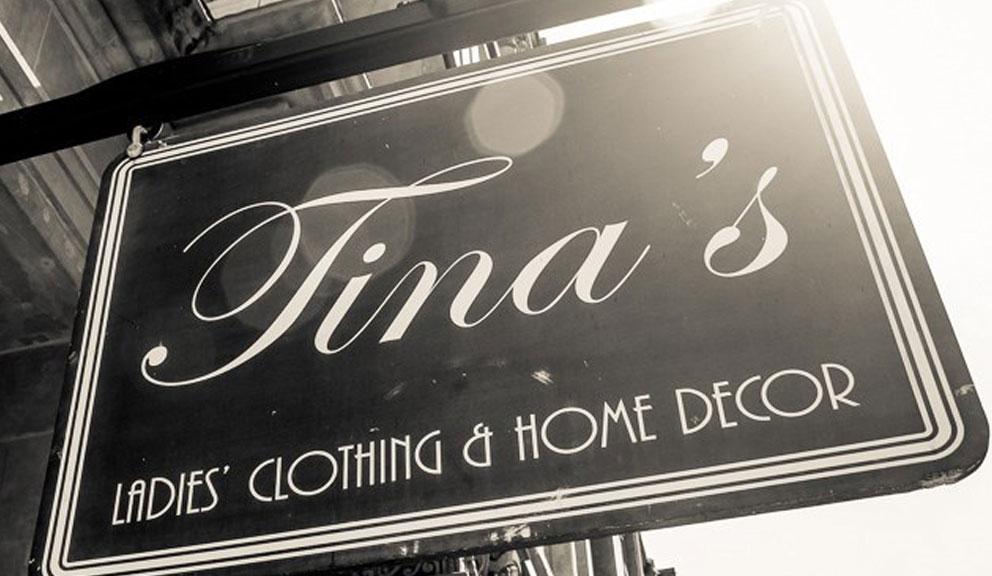 Exterior View of Tina