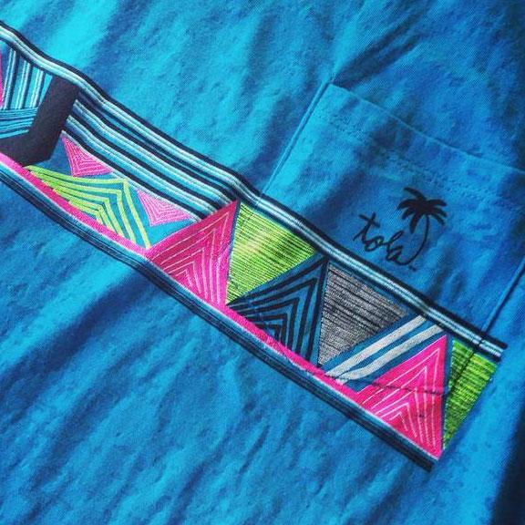 Sample Tee Shirt Design from Tola Mo' Bettah Market, Galveston TX
