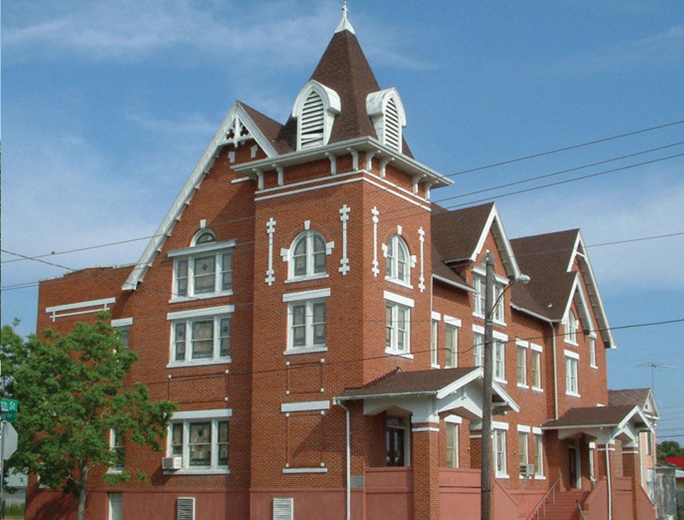 Wesley Tabernacle United Methodist Church, Galveston, TX