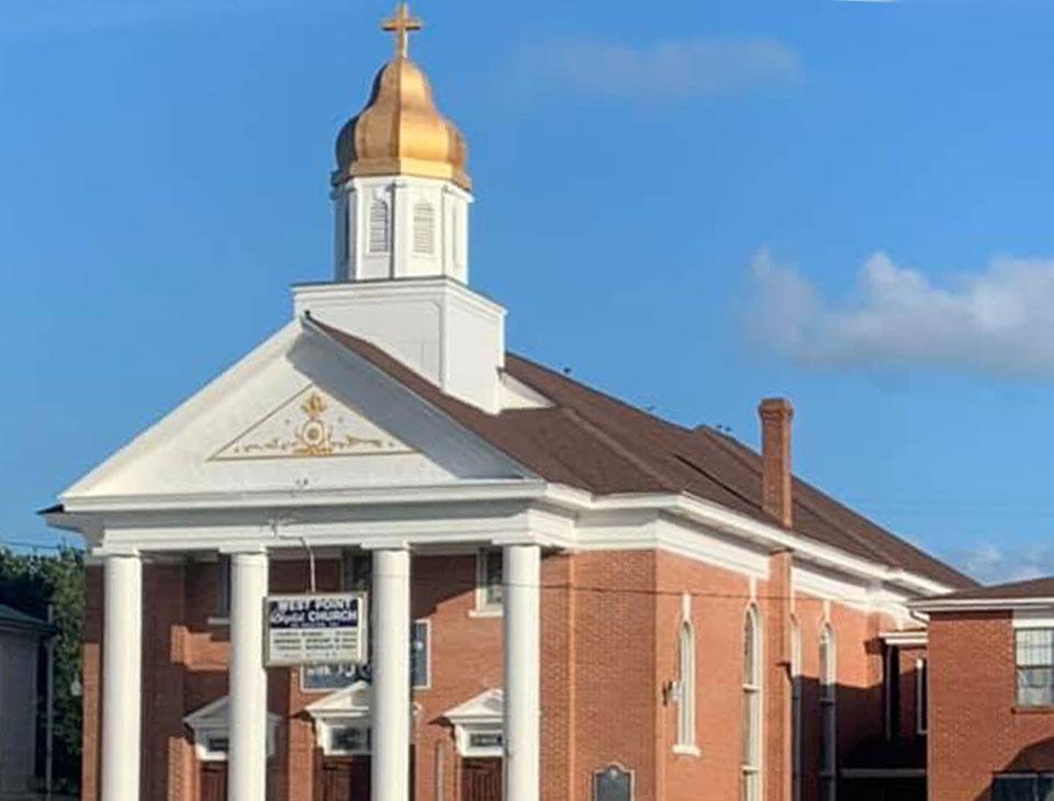 West Point Missionary Baptist Church, Galveston, TX