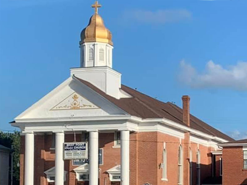 West Point Missionary Baptist Church