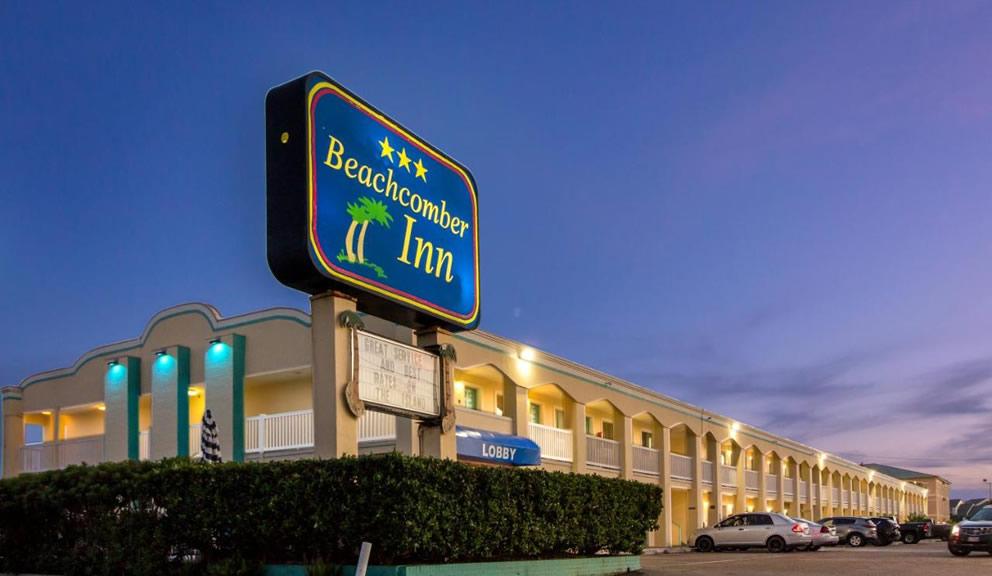 Beachcomber Inn Galveston