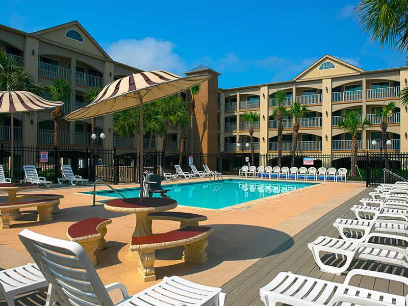 Beachfront Palms Hotel