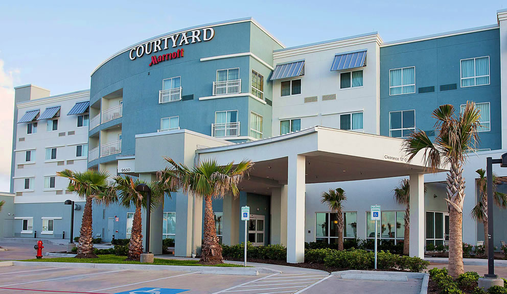Courtyard Marriott Galveston