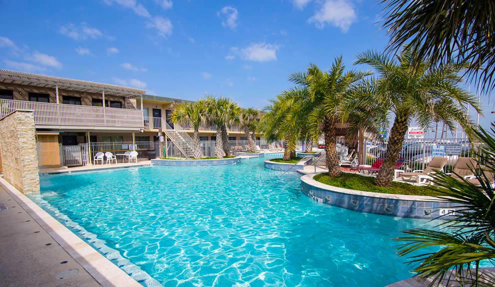 Gaido's Seaside Inn Beachfront Galveston TX