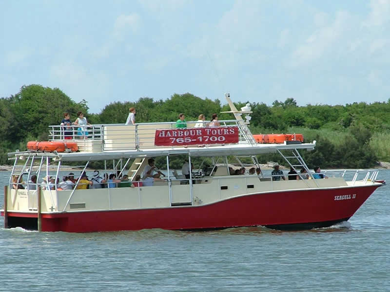 Galveston Harbor Tours