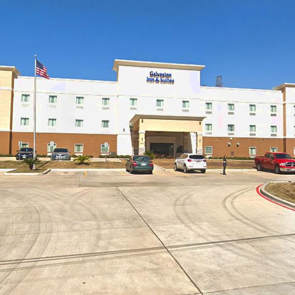 Galveston Inn & Suites Hotel