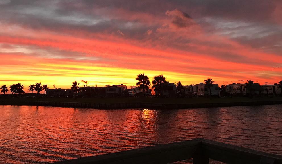 Galveston RV Resort & Marina