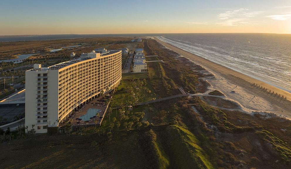 Galvestonian Condominiums