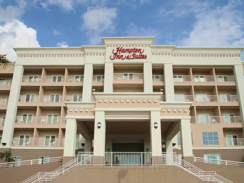 Hampton Inn Suites Galveston