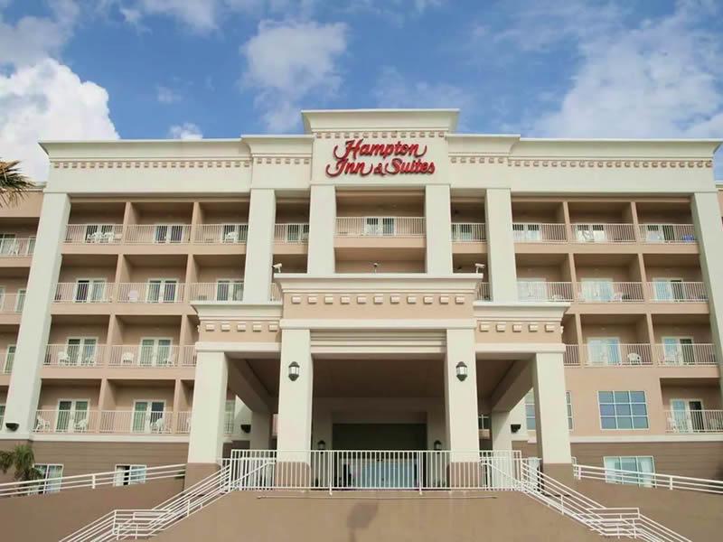 Hampton Inn Suites Galveston