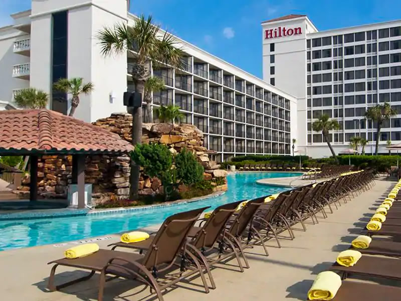 Hilton Resort Pool