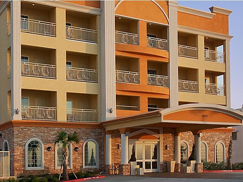 Holiday Inn Express Galveston West